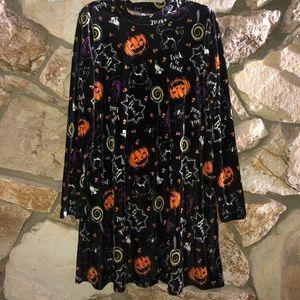 Halloween Turtleneck Dress